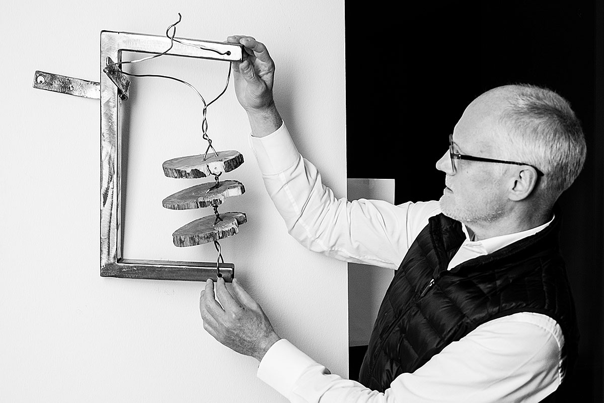 Dr. Guido Wolf – Art Work